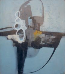 l-ross-gallery_david-comstock_untitled-black-and-blue_55x48