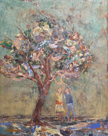 l-ross-gallery_lisa-jennings_the-blessing-tree_50x40