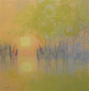l-ross-gallery_pam-hassler_wetlands-spring-green_48x48