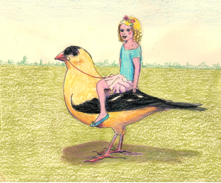 l-ross-gallery_annabelle-meacham_child-on-a-goldfinch_15.5x15