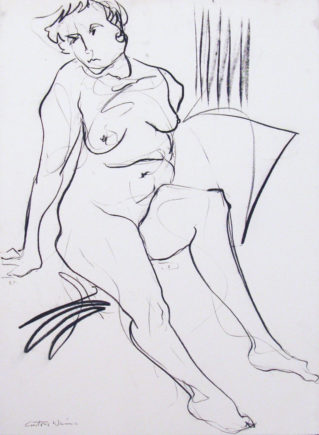 l-ross-gallery_anton-weiss_black-and-white-nude-ii_30x22