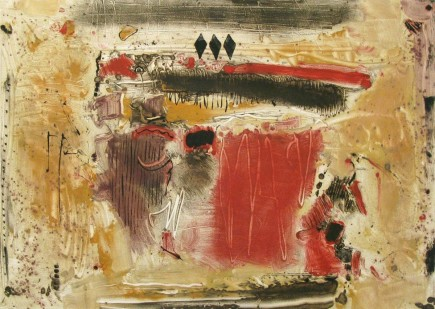 l-ross-gallery_anton-weiss_monotype-red-and-tan-1996_22x30