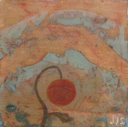 l-ross-gallery_jeni-stallings_quiet-blue-with-poppy-day_12x12