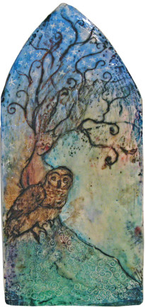 l-ross-gallery_mary-cour-burrows_barred-owl_16.5x8
