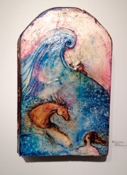 l-ross-gallery_mary-cour-burrows_seahorses_17x14x4