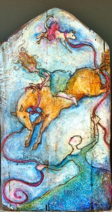 l-ross-gallery_mary-cour-burrows_she-was-through-with-the-dog-and-pony-show_24x39x4