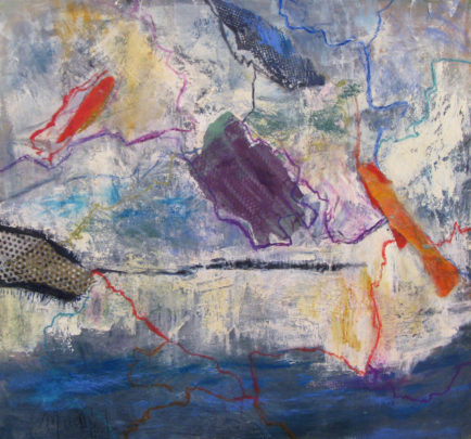 l-ross-gallery_mary-reed_foreign-fish_28x30