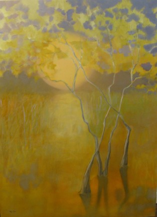 l-ross-gallery_pam-hassler_ghost-river-moon_48x36
