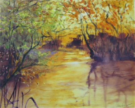 l-ross-gallery_pam-hassler_wolf-river-at-rossville-ii_22x25