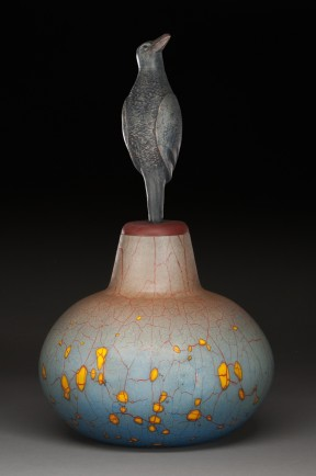 l-ross-gallery_peter-wright_hib-sabin_standing-raven-spirit-jar
