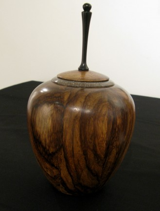 l-ross-gallery_rick-cannon_black-limba-finial
