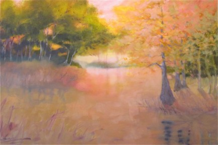 l-ross-gallery_pam-hassler_around-the-bend_28x40