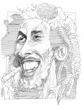 l-ross-gallery_mike-caplanis_bob-marley_26x22