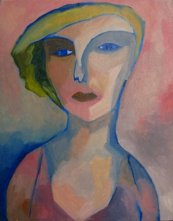 l-ross-gallery_jeanne-seagle_pink-lady_14x11