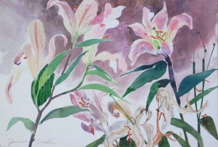l-ross-gallery_jeanne-seagle_lilies-in-various-states-of-decline_14x21