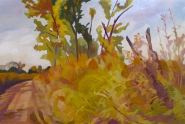 l-ross-gallery_jeanne-seagle_road-through-tall-grass_22x32