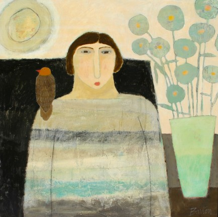 l-ross-gallery_leslie-barron_girl-with-vase-of-flowers_24x24