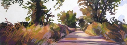 l-ross-gallery_jeanne-seagle_road-through-trees_20x39