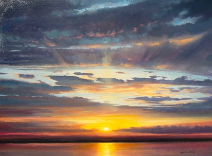 l-ross-gallery_matthew-hasty_the-setting-sun_36x48