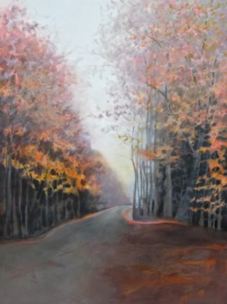 l-ross-gallery_pam-hassler_foggy-trail_48x36